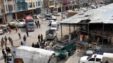 Photo of 10 قتلى بانفجار أمام ضريح صوفي في باكستان