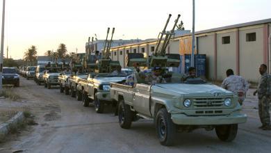 صورة احتدام اشتباكات طرابلس وغياب الحل السلمي
