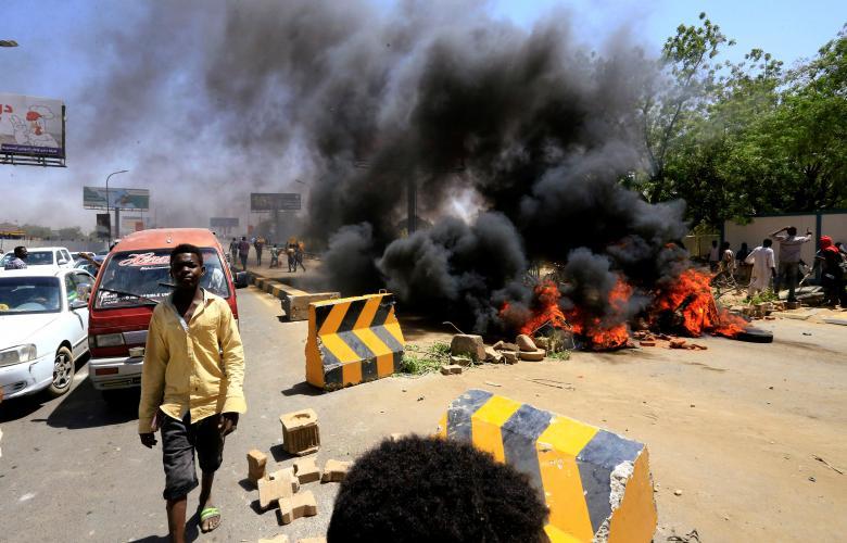 احتجاجات - السودان