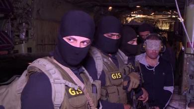 عملية تسليم الجيش الوطني الإرهابي هشام عشماوي، للجمهورية المصرية