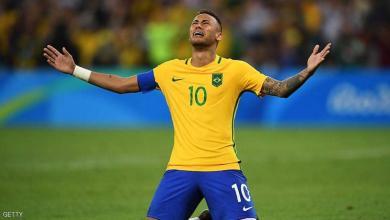 """صورة صدمة في البرازيل.. تيتي يُنحّي نيمار عن قيادة """"السليساو"""""""
