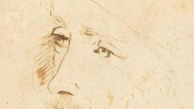 """Photo of صورة لـ""""دافينشي"""" تظهر لأول مرة"""