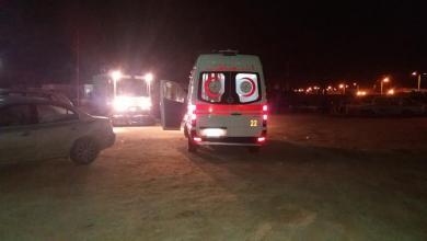 صحة الوفاق تدعو البعثة الأممية لإدانة استهداف سيارات الإسعاف