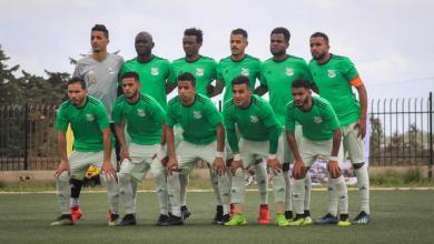 "Photo of ""الأخضر"" يجّمد نشاطه الرياضي لإشعارآخر"