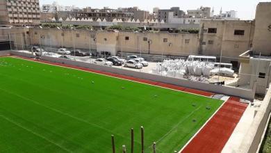 Photo of الظهرة يستعد لافتتاح ملعبه الجديد