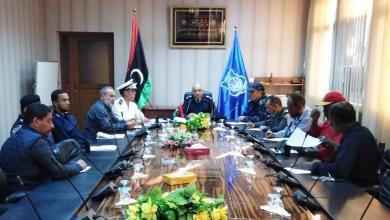صورة خطة مشتركة لتأمين طرابلس برمضان والعيد