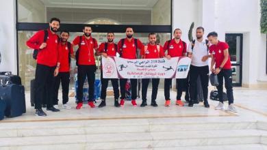 بعثة فريق الاتحاد لكرة القدم داخل الصالات - تونس