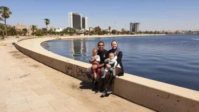"""صورة تعرّف على """"الأسرة المثالية"""" في """"بنغازي"""""""
