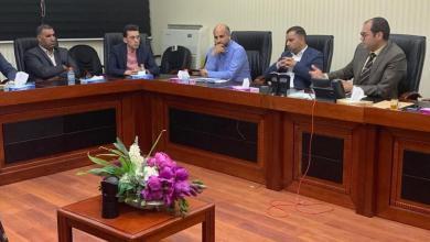 Photo of لجنة الطوارئ: السلع متوفر والأولوية للجرحى