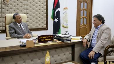 Photo of الثني يؤكد دعم القطاع الصحي بالمنطقة الغربية