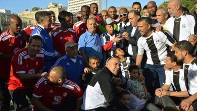 Photo of الككلي والشريف يجمعان رياضيي ليبيا