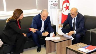 "Photo of مذكرة ""تفاهم"" جديدة بين ليبيا و""تونس"""