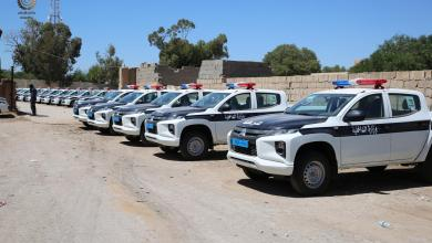 Photo of تحديد ألوان مركبات أجهزة الأمن