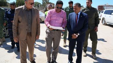 Photo of الثني يزور مقر المديرية الجديد في بنغازي