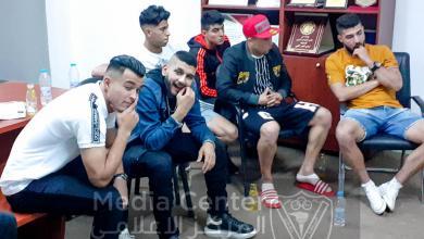 Photo of الفريق الأول بنادي النصر يعود للتدريبات