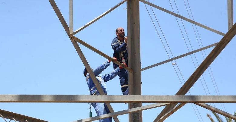 العامة للكهرباء: فرق الصيانة تعرضوا لإطلاق النار جنوب طرابلس
