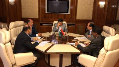Photo of الرئاسي يبحث التطورات العسكرية في طرابلس