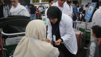 Photo of حملة صحية تستهدف المعتمرين في بنغازي
