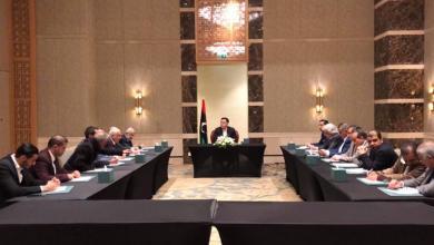 """Photo of السراج"""" يلتقي """"شخصيات"""" من المنطقة الشرقية"""
