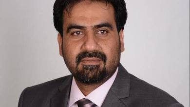رئيس اتحاد عمال النفط سعد دينار الفاخري