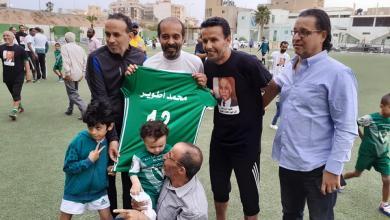 Photo of نادي النصر يفتتح مهرجان الوفاء الرياضي