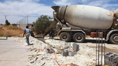 Photo of مصنع لخزانات الوقود في بنغازي