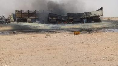 Photo of وفاة شخصين في حادث مروري قرب إجدابيا