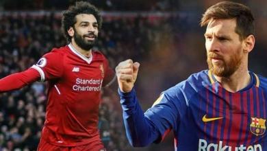 صورة حلم مشترك بين برشلونة وليفربول للتتويج بلقب الأبطال الخامس