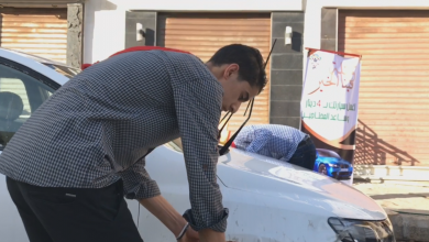 "Photo of انطلاق حملة ""فينا الخير"" لمساعدة المحتاجين بدرنة"