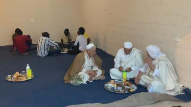 Photo of خيمة رمضانية للمحتاجين في بني وليد