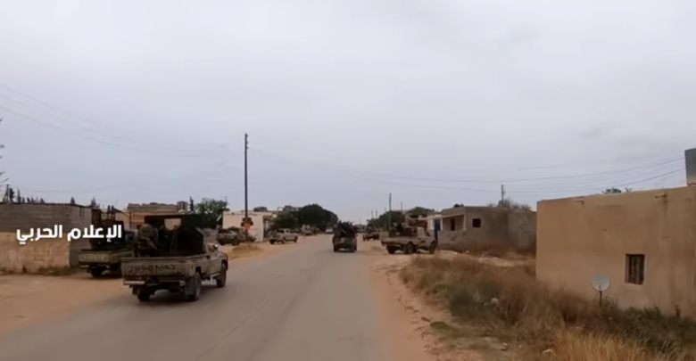شعبة الإعلام الحربي: الجيش سيطر على منطقة الأحياء البرية