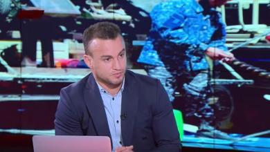 الباحث والمحلل السياسي الليبي محمد الجارح