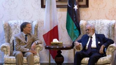 صورة سيالة وميلانيزي يقيّمان تطورات أوضاع ليبيا