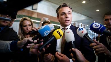 صورة البرلمان الهولندي يطيح بوزير الهجرة
