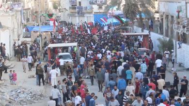 صورة بالصور.. سوق الحوت في بنغازي يعود إلى الحياة