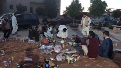 Photo of إقامة مأدبة رمضانية بمستشفى الزنتان