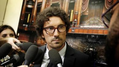 وزير النقل الإيطالي دانيلو تونينيلي