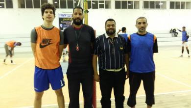بنغازي: استمرار مواجهات بطولة الكرة الطائرة الرمضانية