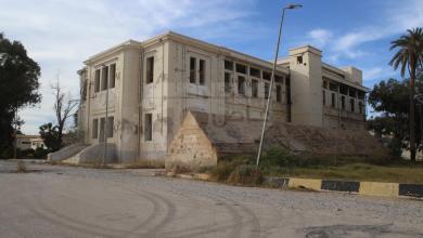 Photo of بدء إزالة مباني مستشفى الجمهورية ببنغازي
