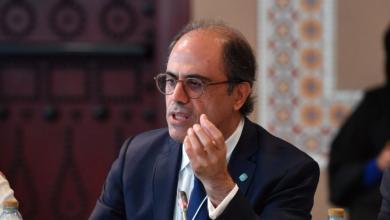 مدير إدارة الشرق الأوسط وشمال أفريقيا وآسيا الوسطى في صندوق النقد الدولي جهاد ازور