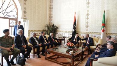 بن صالح: الجزائر قَلِقَة من أوضاع ليبيا الميدانية
