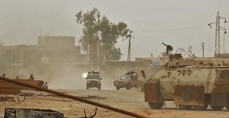 المسماري:معارك شرسة يخضوها الجيش بقيادة اللواء إدريس مادي