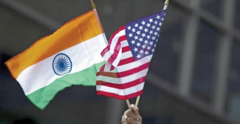 أميركا - الهند