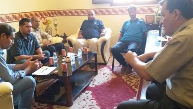 Photo of فرعي طرابلس للدارجات يجتمع مع مندوبي الأندية