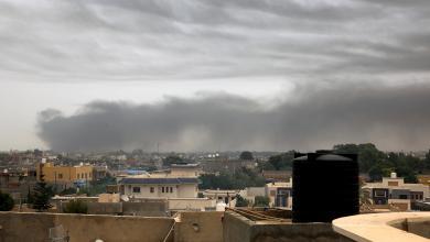 Photo of غارات متفرقة تكسر هدوء محاور القتال بطرابلس