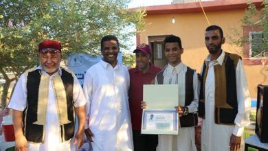 Photo of تكريم البطل الليبي العجائبي في سبها