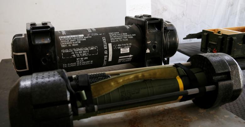 الأسلحة الأميركية - ليبيا