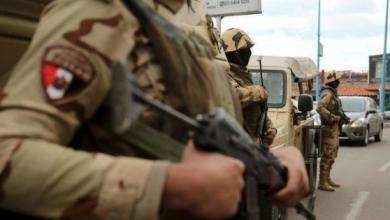 صورة الأمن المصري يقضي على منفذي هجوم العريش