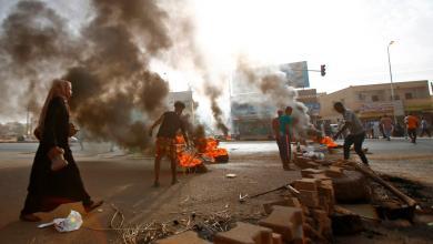 صورة السودان.. يوم دامٍ جراء محاولة فض الاعتصام بالقوة
