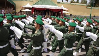 صورة المغرب يعيد العمل بنظام التجنيد الإلزامي